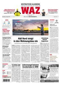 WAZ Westdeutsche Allgemeine Zeitung Oberhausen-Sterkrade - 01. Februar 2018