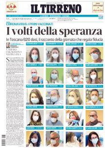 Il Tirreno Livorno - 28 Dicembre 2020