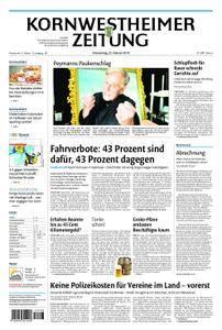 Kornwestheimer Zeitung - 22. Februar 2018