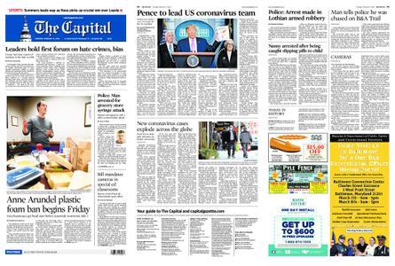 The Capital – February 27, 2020