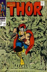 The Mighty Thor v1 154