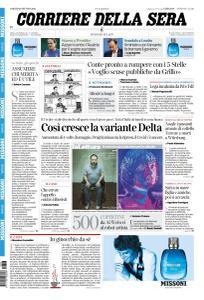Corriere della Sera - 26 Giugno 2021