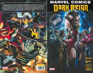 Marvel Monster Edition - Volume 15 - Dark Reign 3