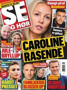 SE og HØR – 13. november 2019