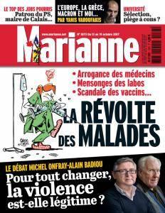 Marianne - 13 Octobre 2017