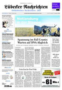 Lübecker Nachrichten Ostholstein Süd - 12. Oktober 2018
