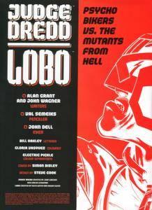 Lobo - Judge Dredd vs Lobo Yngster 95