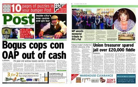 Nottingham Post – April 28, 2018