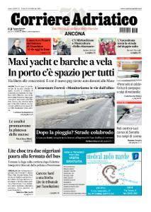Corriere Adriatico Ancona - 23 Febbraio 2018