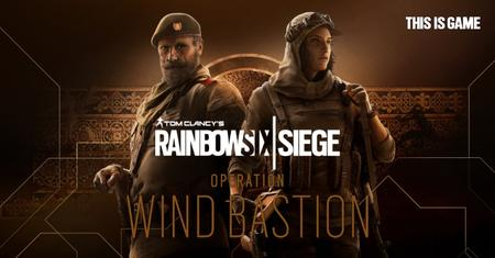 Tom Clancy's Rainbow Six Siege - Operation Wind Bastion (2018)