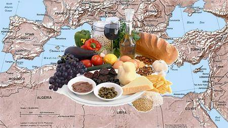 The Mediterranean Meal Plan - Never Say DIEt. LIVE it!