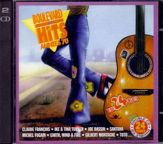 Boulevard des HITS - Annees 70 (2 CD) @320