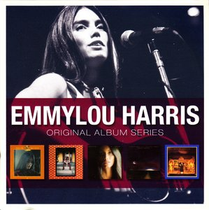 Emmylou Harris - Original Album Series Vol. 1, 1975-1979 (2010) {5CD Box Set Rhino Vinyl Replica}
