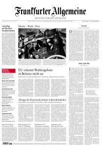 Frankfurter Allgemeine Zeitung - 20 August 2020