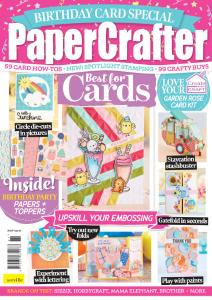 PaperCrafter - Issue 161 - July 2021