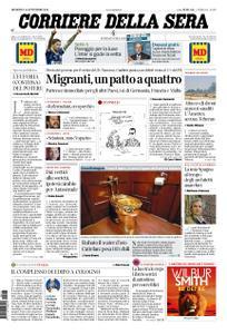 Corriere della Sera – 15 settembre 2019