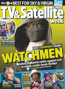 TV & Satellite Week - 19 October 2019