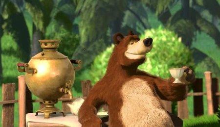 Masha and the Bear / Маша и Медведь [1-25 серии] (2009-2012) [ReUp]