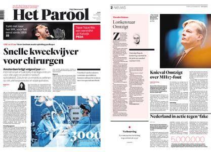 Het Parool – 14 november 2017