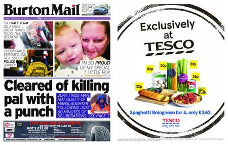 Burton Mail – February 22, 2019