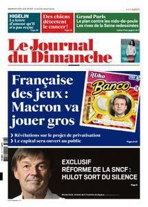 Le Journal du Dimanche - 08 avril 2018