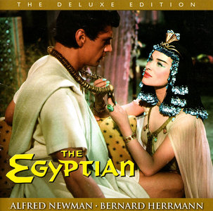 Alfred Newman & Bernard Herrmann - The Egyptian: Soundtrack (1954) 2CD Deluxe Edition 2011