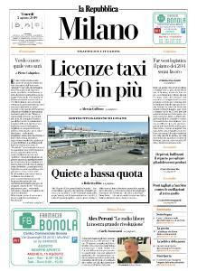 la Repubblica Milano - 2 Agosto 2019