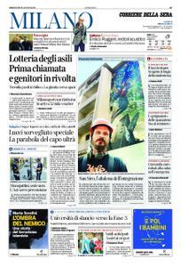 Corriere della Sera Milano – 22 luglio 2020