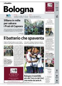 la Repubblica Bologna - 17 Marzo 2019