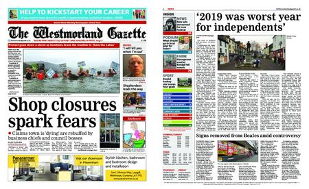 The Westmorland Gazette – February 06, 2020