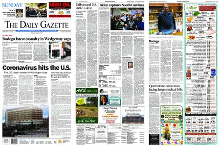 The Daily Gazette – March 01, 2020