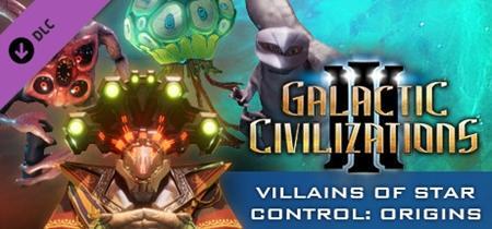 Galactic Civilizations III - Villains of Star Control (2019)