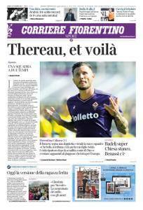 Corriere Fiorentino La Toscana - 16 Ottobre 2017
