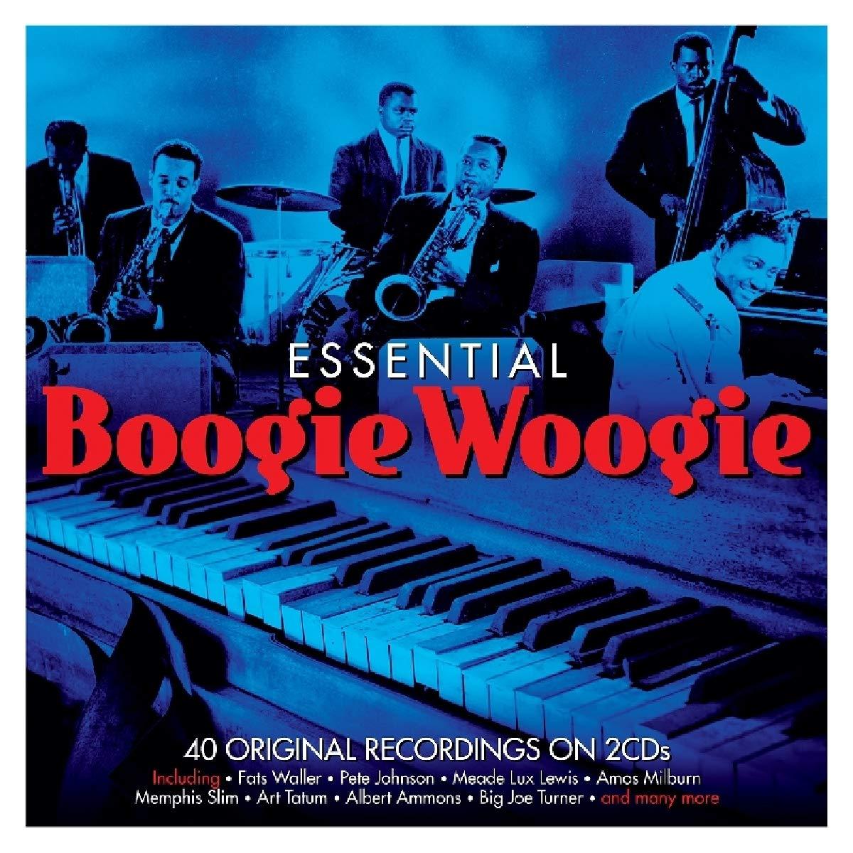 VA - Essential Boogie Woogie (2CD, 2019)