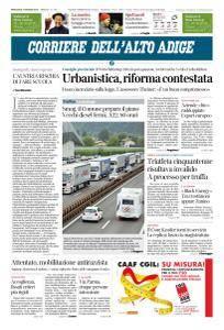 Corriere dell'Alto Adige - 23 Maggio 2018
