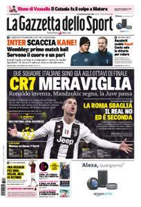 La Gazzetta dello Sport Sicilia – 28 novembre 2018