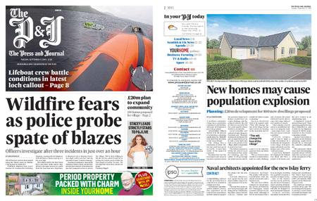 The Press and Journal Moray – September 17, 2019