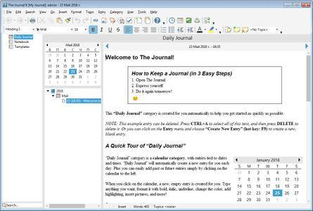 The Journal 8.0.0.1263 Multilingual
