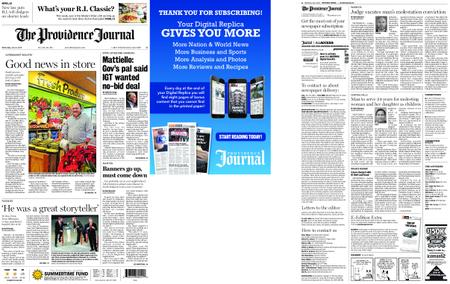 The Providence Journal – July 10, 2019