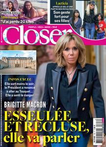 Closer France - 21 décembre 2018