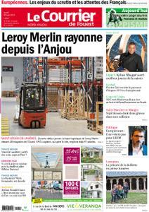 Le Courrier de l'Ouest Nord Anjou – 20 mai 2019
