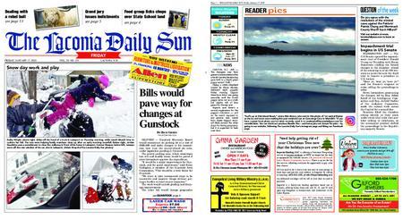 The Laconia Daily Sun – January 17, 2020