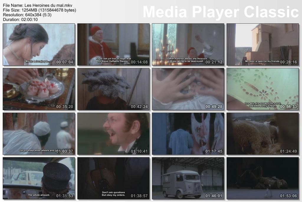 [18+] Walerian Borowczyk - Les héroïnes du mal (1979)