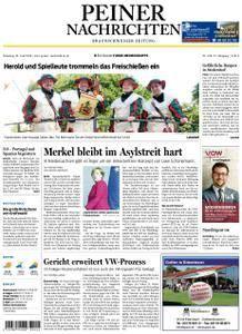 Peiner Nachrichten - 16. Juni 2018