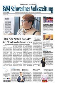 Schweriner Volkszeitung Hagenower Kreisblatt - 04. Februar 2019