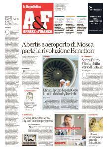 La Repubblica Affari & Finanza - 8 Maggio 2017