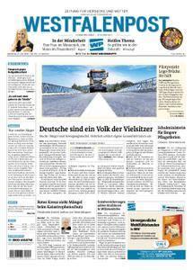 Westfalenpost Wetter - 31. Juli 2018