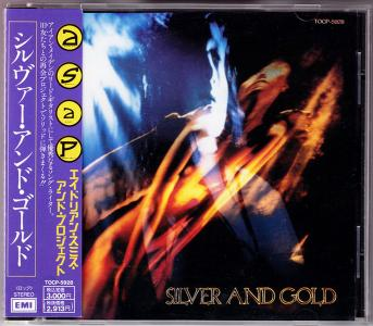 ASAP - Silver And Gold (1989) {Japan 1st Press}