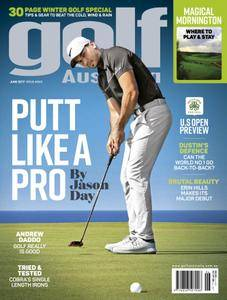 Golf Australia - June 2017