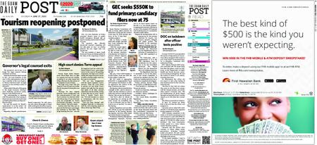 The Guam Daily Post – June 27, 2020